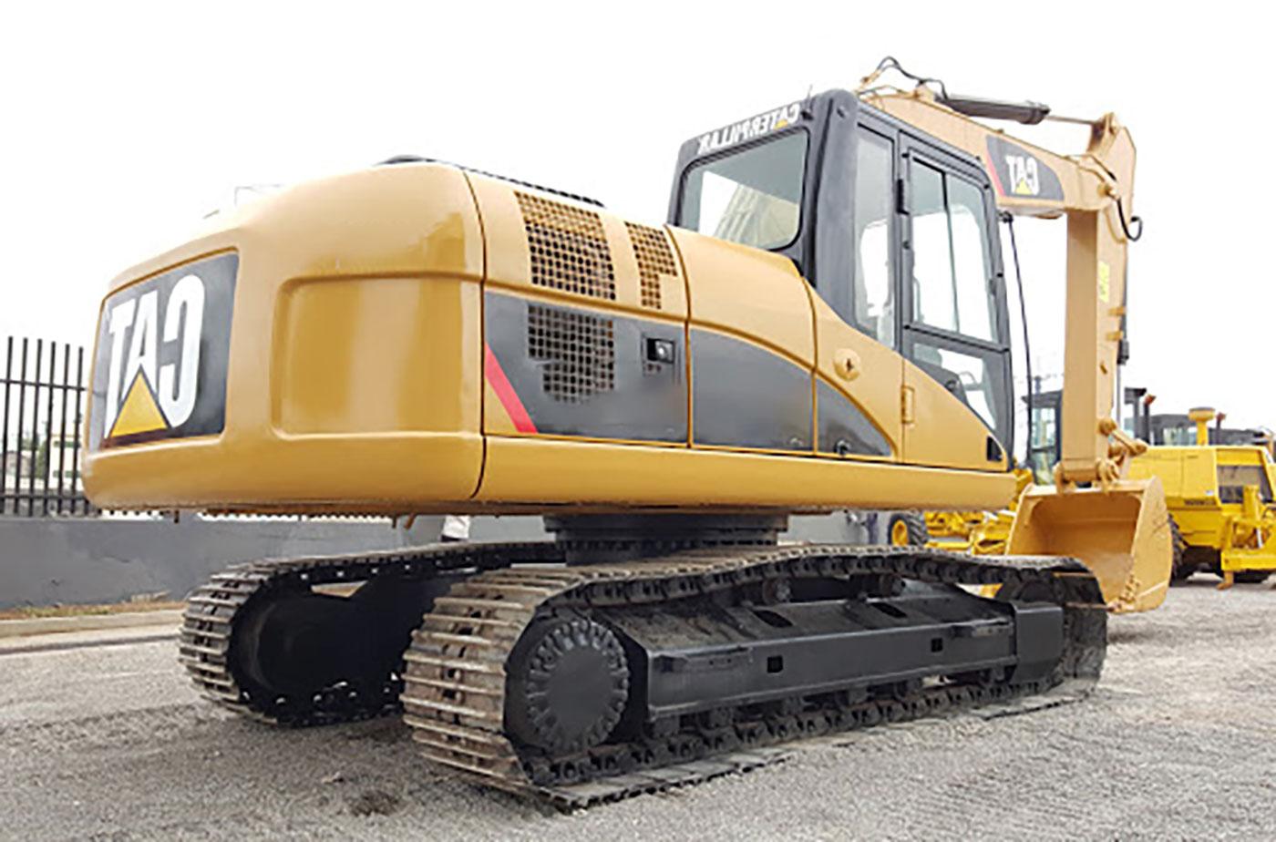 Екскаватор Caterpillar 320C