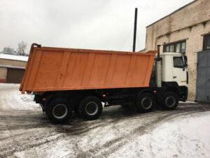 Самосвал 30 тонн