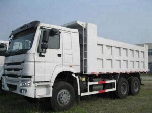 Самоскида 25 тонн